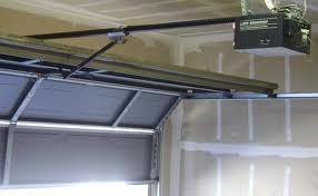 Garage Door Opener Installation Spring